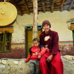 """ He is the youngest student in Charang Sheduk Dhar Keling ("