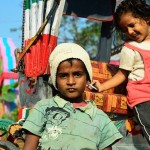 """I don't want to be a rickshaw driver when I grow up. I see"