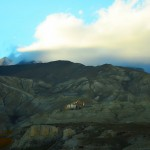 Today, maybe the monastery of Charang VDC, Mustang will get