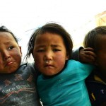 """Get out of the frame.""