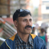 """""""Few years ago, on my way back home, a truck hit me. I survi"""