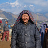 """""""It is very cold, I feel very cold. I visit Kathmandu someti"""