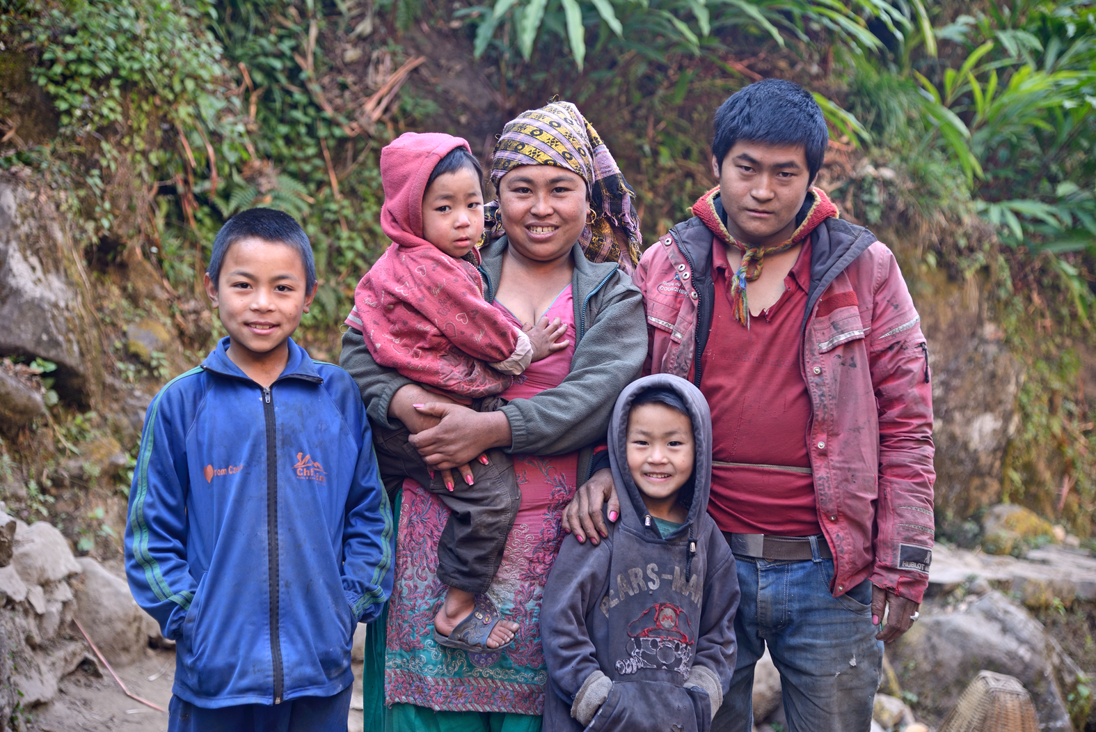 The Happy Family Man | Stories Of Nepal
