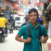 """""""I come from a very remote place in Nepal, from the base of"""